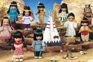 十个印第安人英文歌词(Ten Little Indians)中英对照