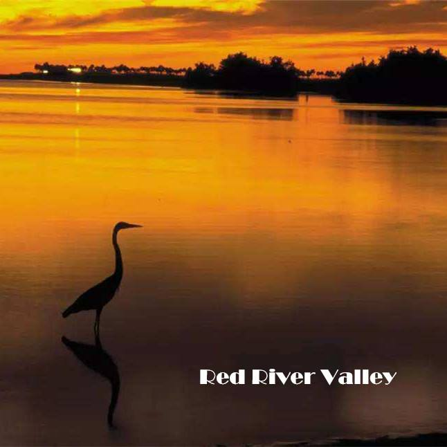 Red River Valley 红河谷 中英对照歌词