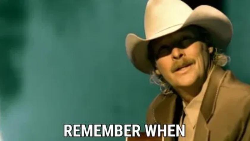 经典歌曲 Remember When 曾几何时 中英对照歌词