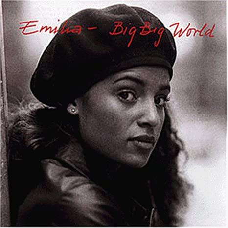经典歌曲《big big world》《大大世界》中英文对照歌词