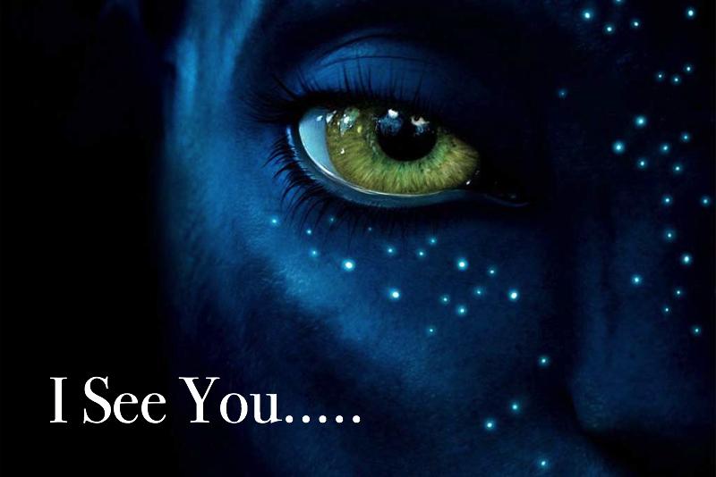 经典歌曲 I See You 我看见你 中英对照歌词