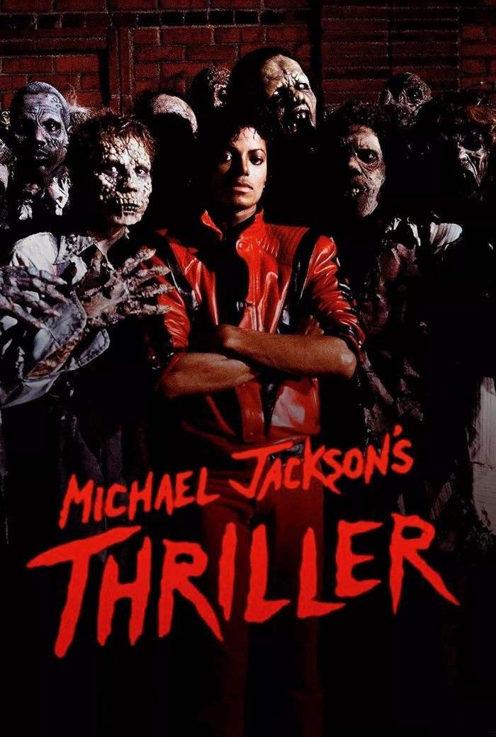 经典歌曲 Thriller 颤栗 中英对照歌词