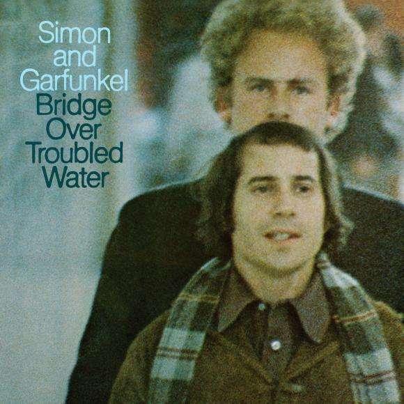经典歌曲《Bridge Over Troubled Water》《忧愁河上的金桥》中英文对照歌词