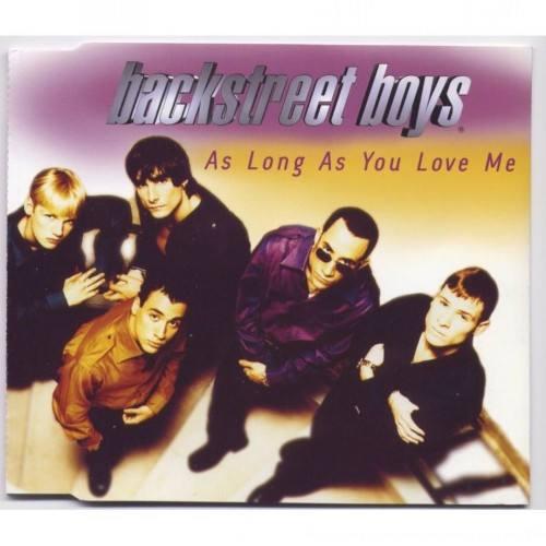 经典歌曲《As Long As You Love Me》《只要你爱我》中英文对照歌词