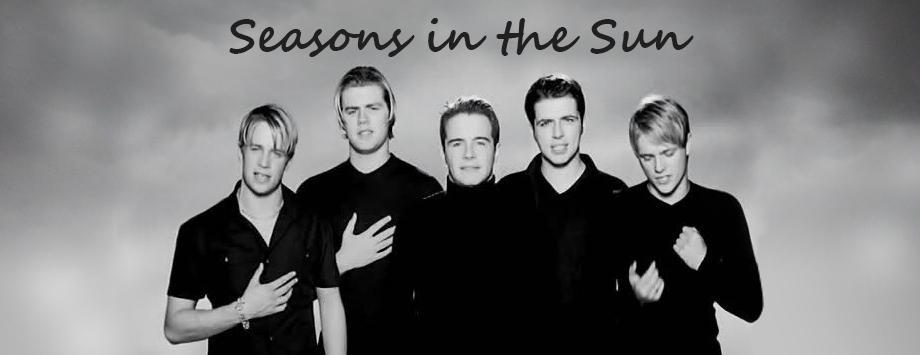 经典歌曲《Seasons in the sun》《阳光季节》中英文对照歌词