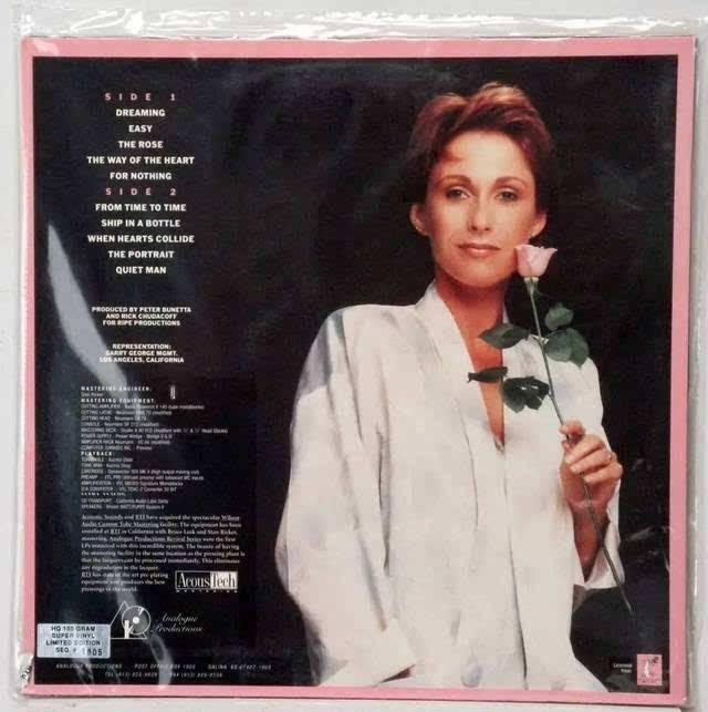 经典歌曲《The Rose》《那朵玫瑰花》中英文对照歌词