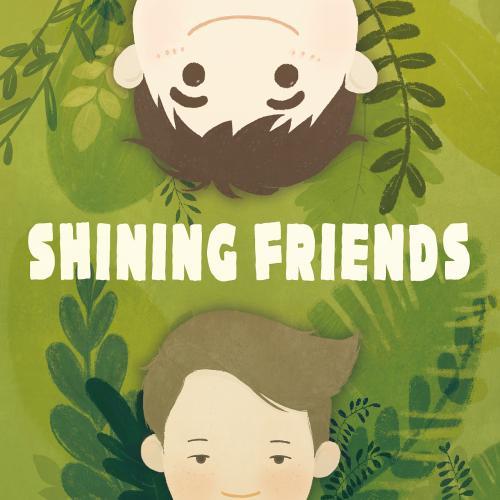 经典歌曲《shining friend》《当四叶草碰上剑尖时》中英文对照歌词