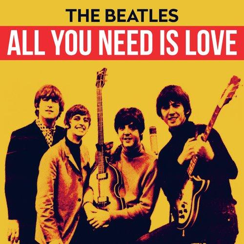 经典歌曲《All You Need Is Love》《你需要的只是爱》中英文对照歌词