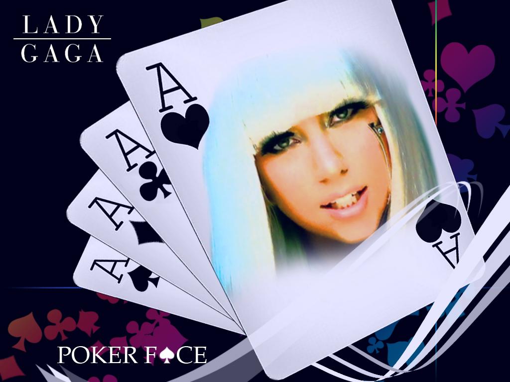 经典歌曲《Poker Face》《扑克脸》中英文对照歌词