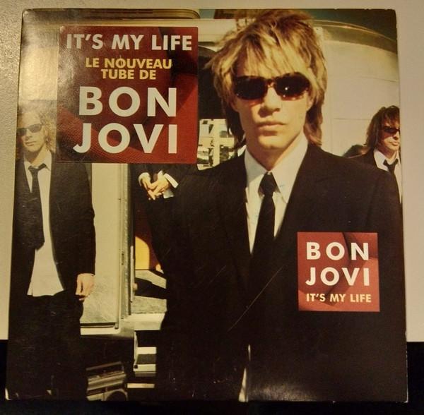 经典歌曲《it's my life》《这是我的生活》中英文对照歌词