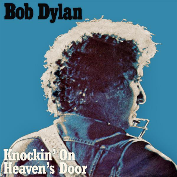 经典歌曲《knocking on heaven's door》《敲响天堂的大门》中英文对照歌词