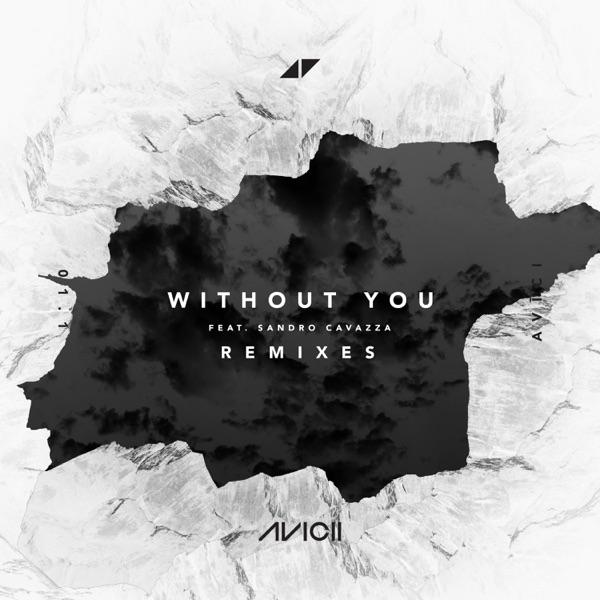 经典歌曲《without you》《没有了你》中英文对照歌词