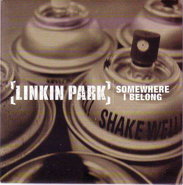 经典歌曲《Somewhere I Belong》《我的归宿》中英文对照歌词