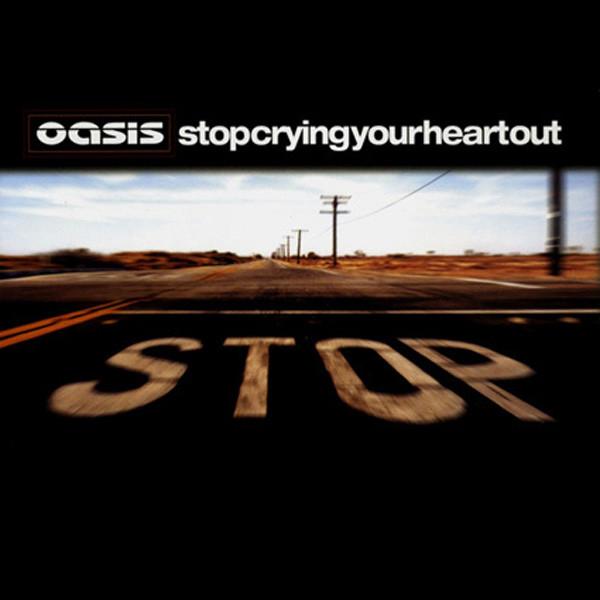 经典歌曲《Stop Crying Your Heart Out》中英文对照歌词
