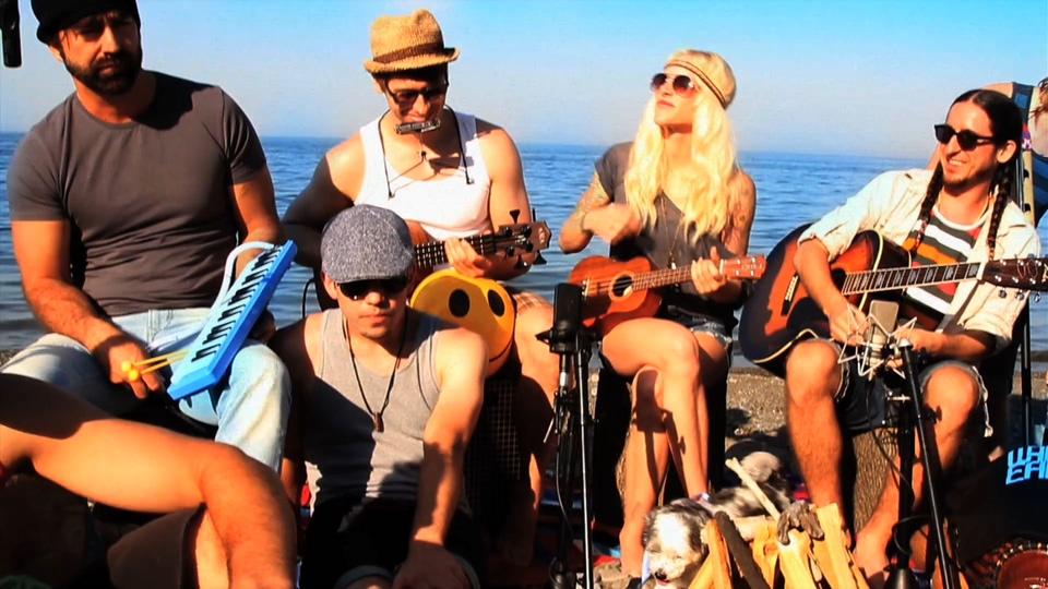 经典歌曲《Summer Vibe》《夏天的气氛》中英文对照歌词
