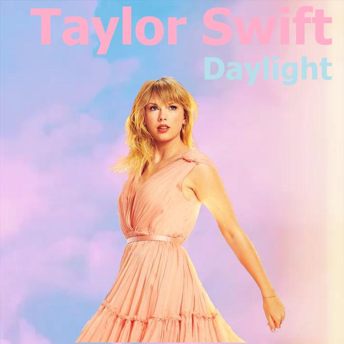 经典歌曲《Daylight》《日光》中英文对照歌词