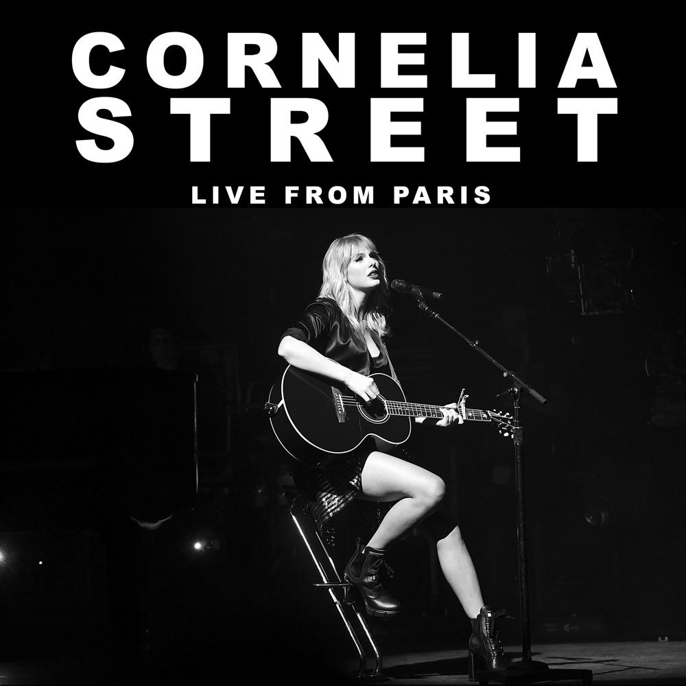 经典歌曲《Cornelia Street》《克林尼亚大街》中英文对照歌词