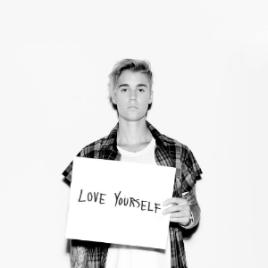 经典歌曲《Love Yourself》《爱你自己》中英文对照歌词