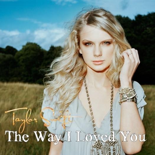 经典歌曲《The Way I Loved You》《爱你的方式》中英文对照歌词