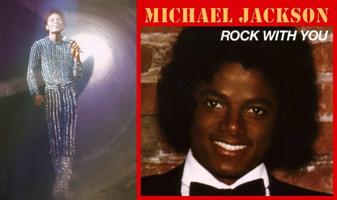 经典歌曲《Rock With You》《与你共舞》中英文对照歌词